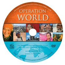 Operation World (7th Edition) (Personal Edition Cd-rom)