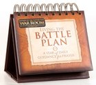 Living the Battle Plan Flip Calendar Calendar