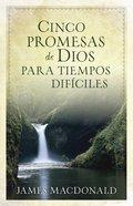 Cinco Promesas De Dios Para Tiempos Dificiles (Five Promises Of God For Hard Times) Paperback
