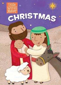 Christmas (Board Book) (Little Words Matter Series)