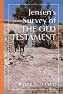 Jensen's Survey of the Old Testament Hardback