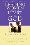 Leading Women to the Heart of God Paperback