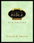 10 Keys For Unlocking the Bible Course (Dvd)
