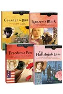 Ransom's Mark/Hallelujah Lass/Courage to Run/Freedom's Pen (Daughters Of The Faith Series) Paperback