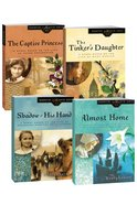 The Captive Princess/Shadow of His Hand/The Tinker's Daughter/Almost Home (Daughters Of The Faith Series)