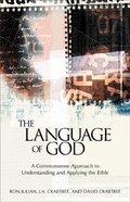 The Language of God Paperback