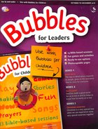 Light: Bubbles 2016 #04: Oct-Dec Teacher's Guide (5 And Under)