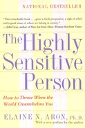 The Highly Sensitive Person Paperback