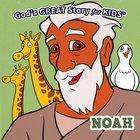 God's Great Story For Kids: Noah CD