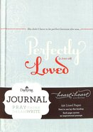 Journal: Perfectly Loved (Pail Blue Bookcloth Cover)