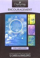 Boxed Cards Encouragement: Encouragement For Caregivers