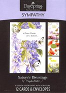 Boxed Cards Sympathy: Sympathy & Prayers By Marjolein Bastin Box
