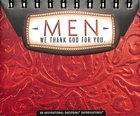 Daybrighteners: Men, We Thank God For You! (Padded Cover) Spiral