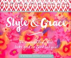 Daybrighteners: Style & Grace (Padded Cover) Spiral