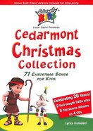 Cedarmont Christmas Collection (2 Cds & 4 Dvds)