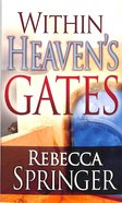 Within Heaven's Gates Mass Market