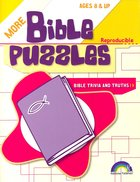 More Bible Puzzles: Bible Trivia and Truths