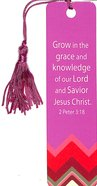 Bookmark: Grow in the Grace and Knowledge (2 Peter 3:18) Stationery