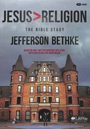 Jesus Greater Than Religion (Dvd Set Only)