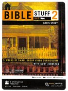 Junior High Bible Stuff #02: God's Story (#02 in Simply Youth Ministry Series)