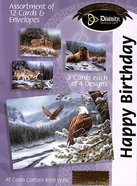 Boxed Cards Happy Birthday: Eagles