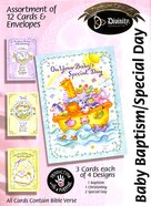 Boxed Cards: Baby's Special Day/Baptism Box