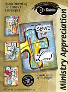 Boxed Cards Ministry Appreciation: Crosses Box