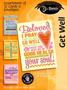 Boxed Cards: Get Well Box