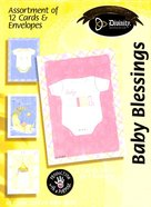 Boxed Cards: Baby Blessings