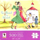 Jigsaw Puzzle: Too Blessed to Be Stressed (500 Pieces)