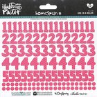 One in a Melon (Dark Pink Numbers) (Illustrated Faith Homespun Number Stickers Series)