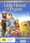 Season 1 (Digitally Remastered and Uncut) (6 DVDS) (#01 in Little House On The Prairie Series)