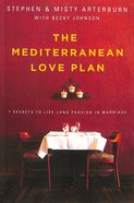 The Mediterranean Love Plan Hardback