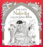 The Lion Nativity Colouring Book (Adult Coloring Books Series) Paperback
