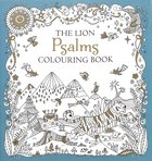 The Lion Psalms Colouring Book (Adult Coloring Books Series) Paperback