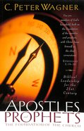 Apostles and Prophets Paperback