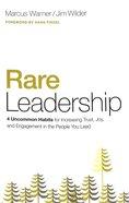 Rare Leadership Paperback