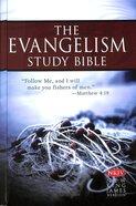 NKJV Evangelism Study Bible Hardback
