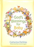 God's Blessings For Baby Board Book
