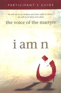 I Am N (Participant's Study Guide) Paperback