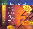 Learn the Bible in 24 Hours (24 Cds) CD
