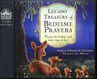 Lucado Treasury of Bedtime Prayers (Unabridged, 2 Cds) CD