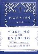 Morning and Evening Hardback