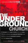 Underground Church Paperback