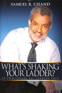 What's Shaking Your Ladder? Hardback