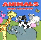 Animals (Pack of 6) (Mini Library Series)