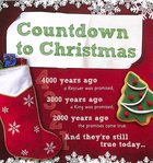 Countdown to Christmas (25 Pack)