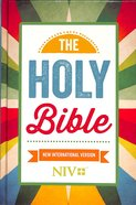 NIV Popular Bible Rays Cover