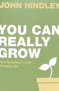 You Can Really Grow Paperback