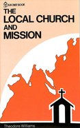 Local Church and Mission Paperback